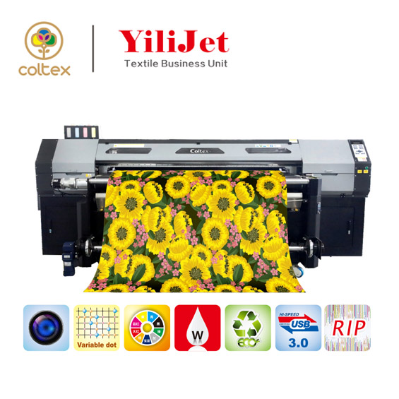 CD1800-EPS Digital Textile Printer